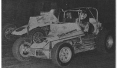 Hank Arnold Race Car Driver