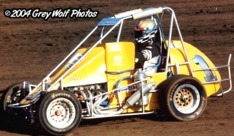 National 3/4 Midget Racing Association